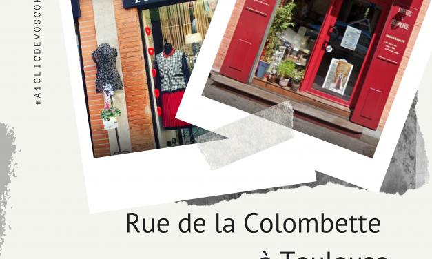 Rue de la Colombette à Toulouse