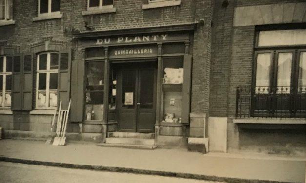 Un commerce d'autrefois | Quincaillerie Du Planty, Jeumont